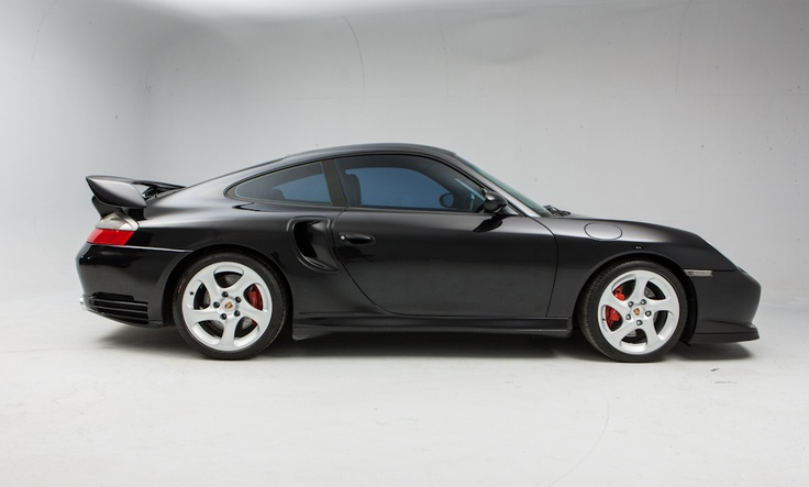 2003 Porsche 996 Turbo