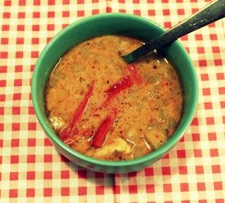 Agnethe - about a girl: Lækker kyllingesuppe til det kolde forår