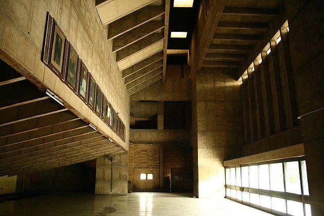Premabhai Hall Bv Doshi Architecture Pinterest More