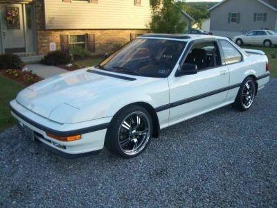 my first car - a 1988 honda prelude si