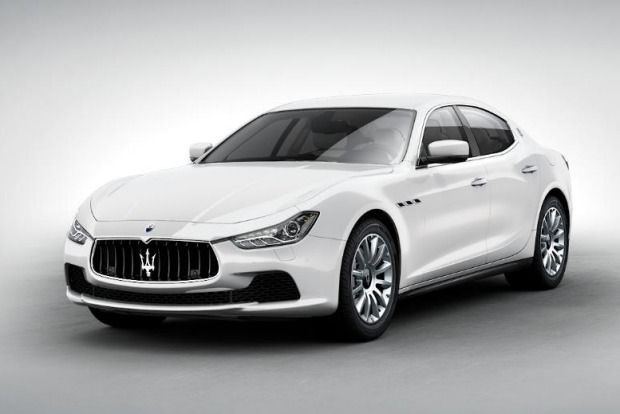 Maserati Ghibli Imagine When Dad Finds This Italian Sports Car In The  Driveway On Sunday Morning. The Ghibli Is Perfect For The Young Professional  Father ...