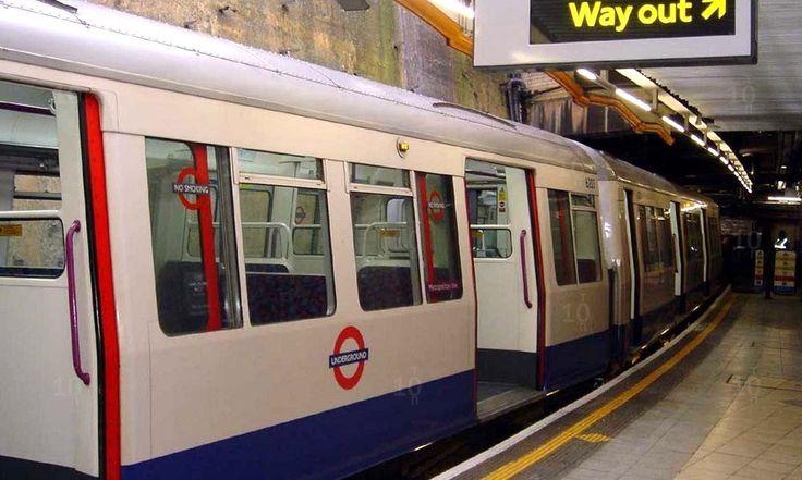 Самые впечатляющие метро в мире 7. Лондонское метро (Великобритания)