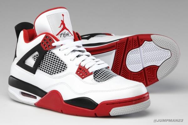 Air Jordan 4 Retro... straight filth
