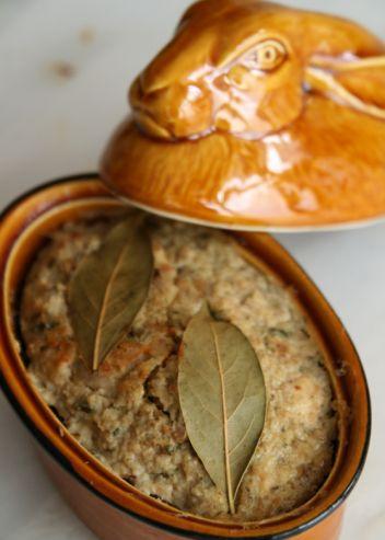 Recette de terrine de lapin aux herbes | Les délices d'Anais