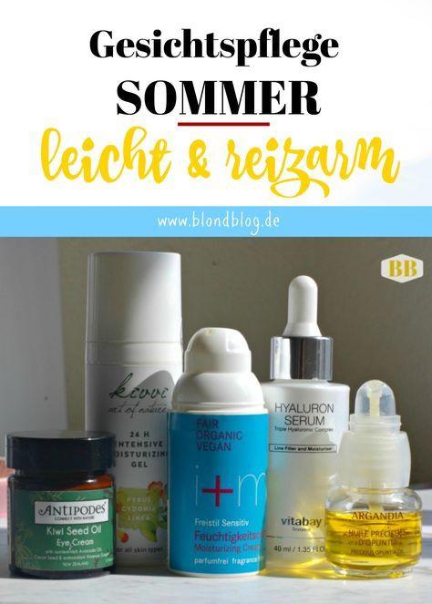 Natürliche Hautpflegeprodukte im SOMMER   Meine 6* Testsieger - Naturkosmetik, Anti Aging & Gesichtsöle