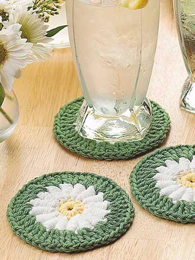 daisy coaster