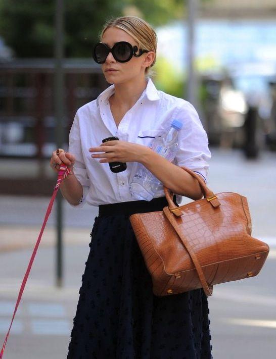 Mark-Kate-Olsen-Prada-Round-Frame-Sunglasses-The-Row-Day-Luxe-Alligator-Bag