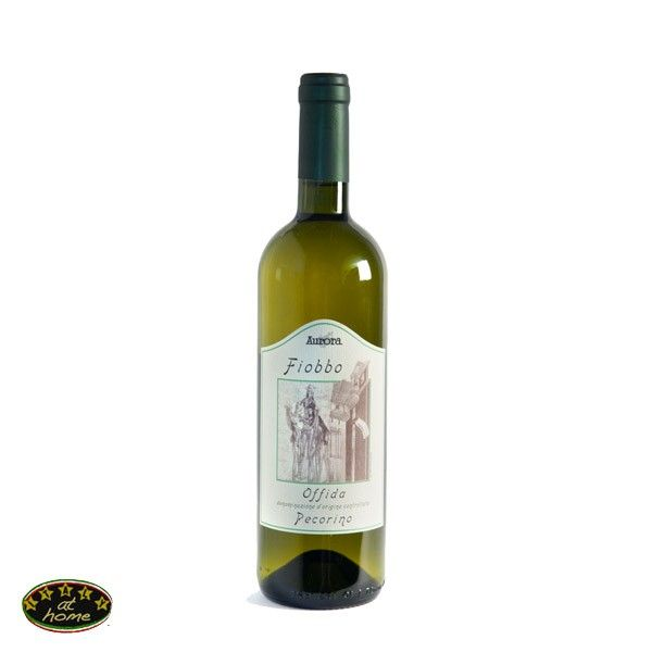 #Biological #wine of Marche intense straw yellow with greenish veins, nose wildflowers, anise, vegetable nuances, ripe apple. The taste is fresh and fruity, decided. http://www.italyathome.net/en/italian-wine/173-fiobbo-offida-pecorino-doc-aurora-2011-075-lt.html