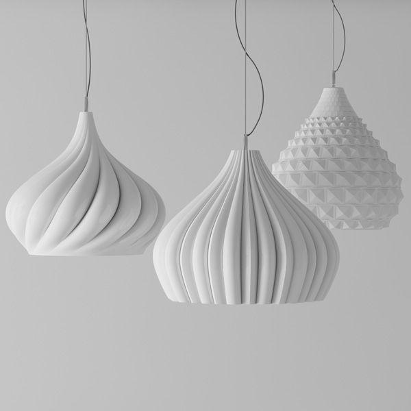 Basil Triptych /// Enrico Zanolla | design studio