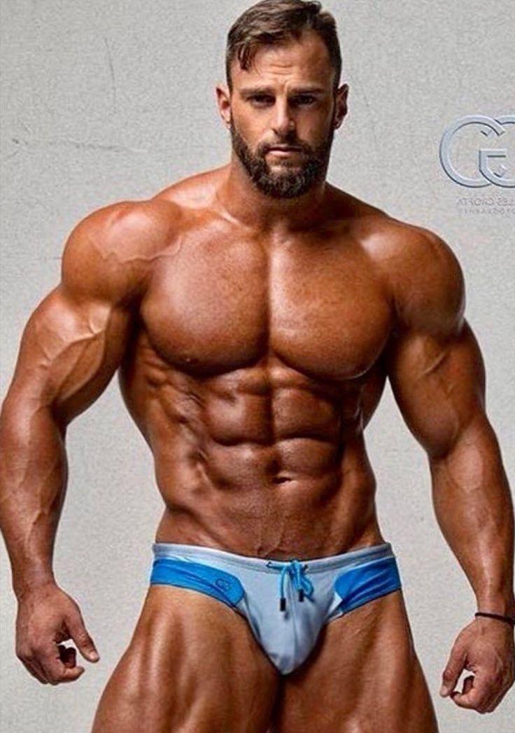 Luca Nemolato - Official Blog: Extreme Bodybuilder - vray