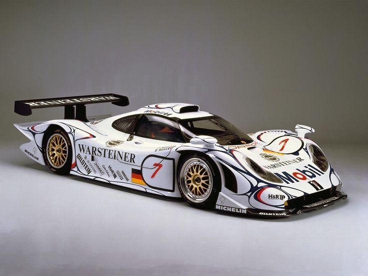 Porsche 996 911 GT1/1998