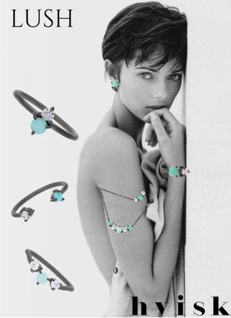 Min favorit er Lush serien. #hvisk #hviskstyling #hviskstylist #hviskjewellery #smykker #jewellery #ringen #fingerring #fingerringe #ringe #ring #rings #mode