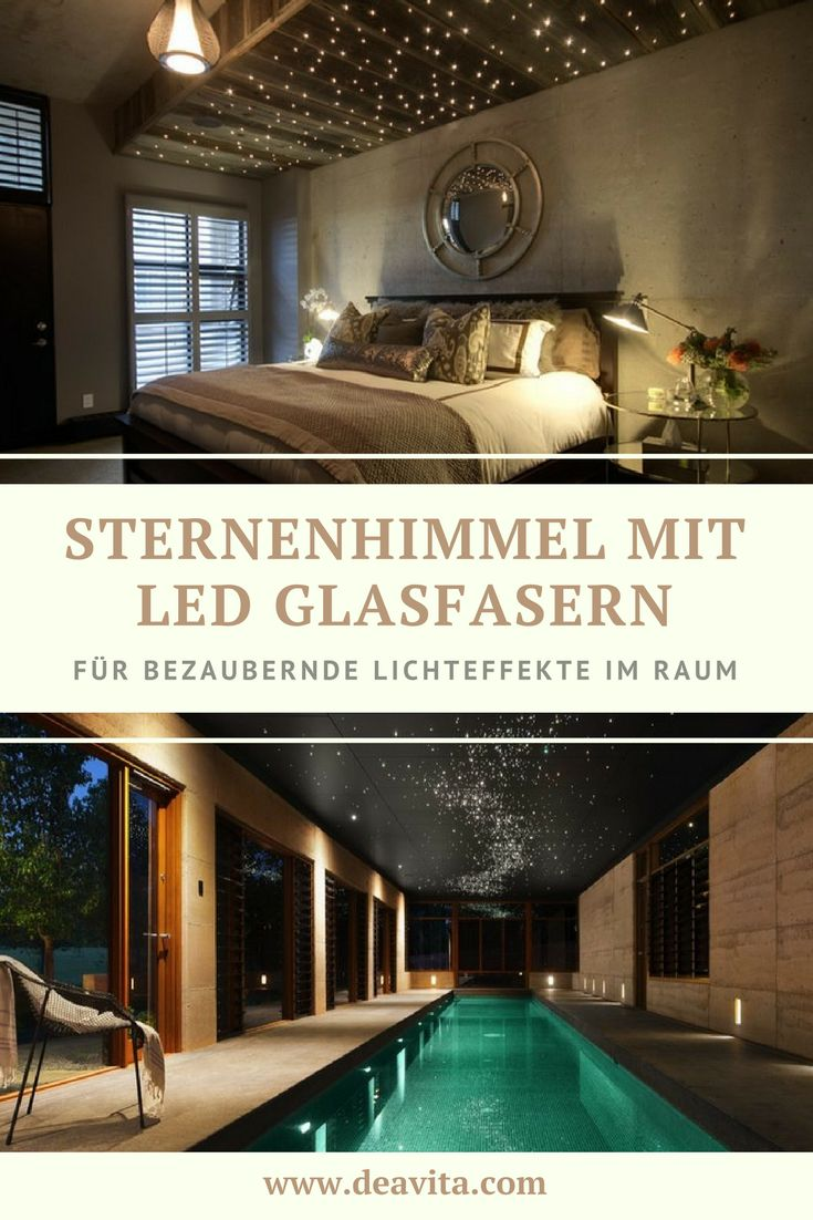 best 25 sternenhimmel led ideas on pinterest. Black Bedroom Furniture Sets. Home Design Ideas