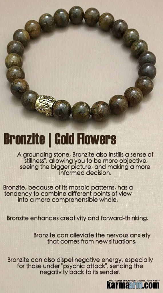 SELF CONFIDENCE |                   Reiki Healing Meditation Jewelry | Yoga Bracelets  ♛ #Bronzite is one of the most powerful #stones for alleviating feelings of self-doubt. #reiki #Bracelets #BEADED #Gemstone #Charm #Mens #Good #Lucky #womens #Jewelry #CrystalsEnergy #gifts #Chakra #Healing #Kundalini #Law #Attraction #LOA #Love #Mantra #Mala #Meditation #prayer #mindfulness #wisdom #CrystalEnergy #Spiritual #Gifts #Mommy #Blog #flowers