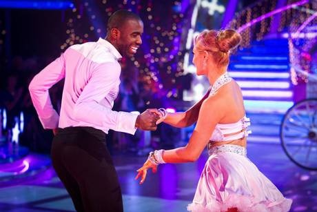 Fabrice Muamba shows off fancy footwork on Christmas Strictly Come Dancing. The Independent, 18th December 2012. #dance #news