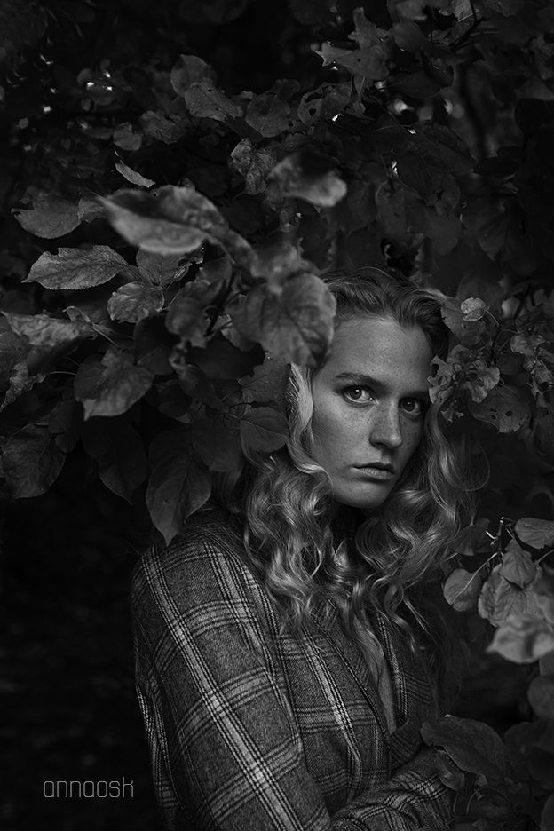 model Klara Ljungdahl ©Anna Ósk Erlingsdóttir All rights