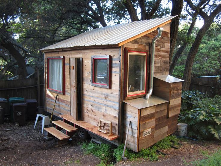 73 best Tiny House Inspiration Exterior images on Pinterest