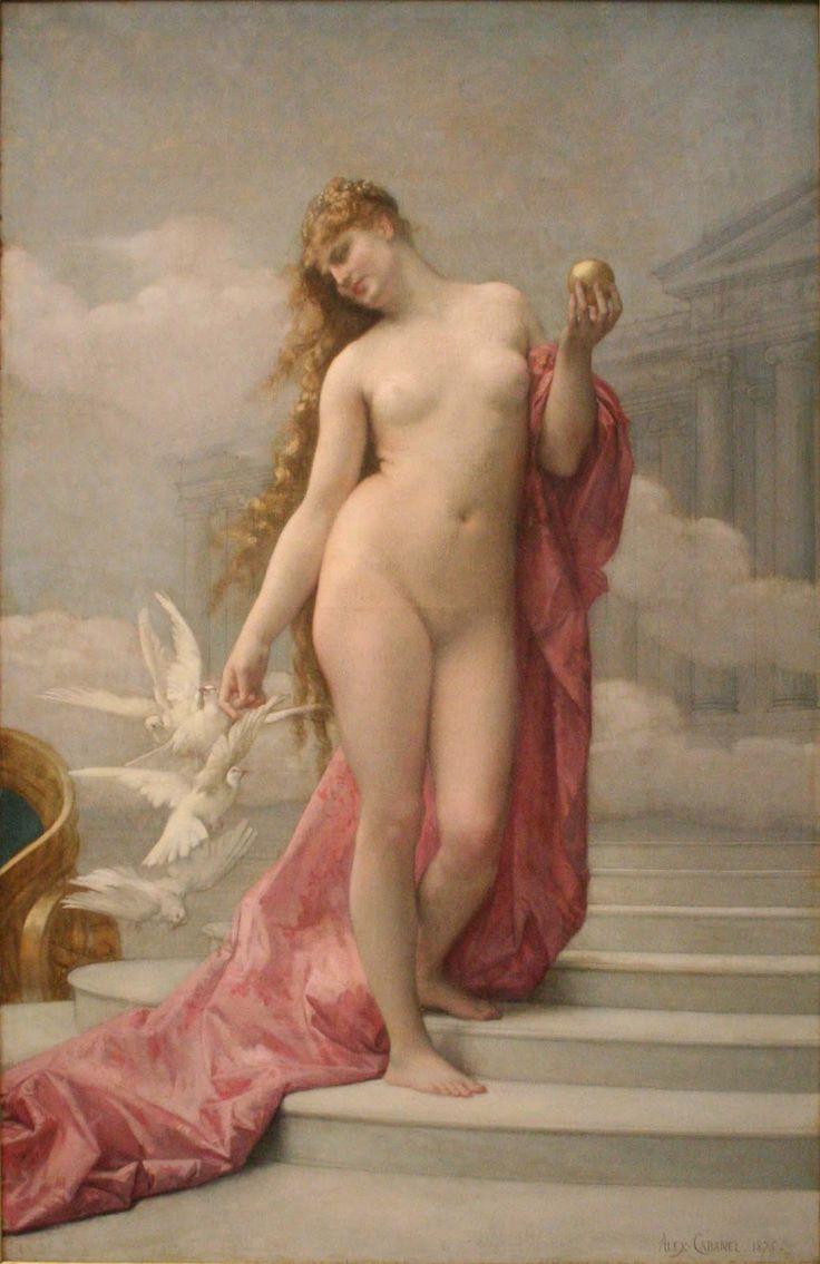 Venus, by Alexandre Cabanel (1875)