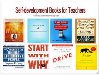 Over 50 Wonderful Books for Teachers and Educators