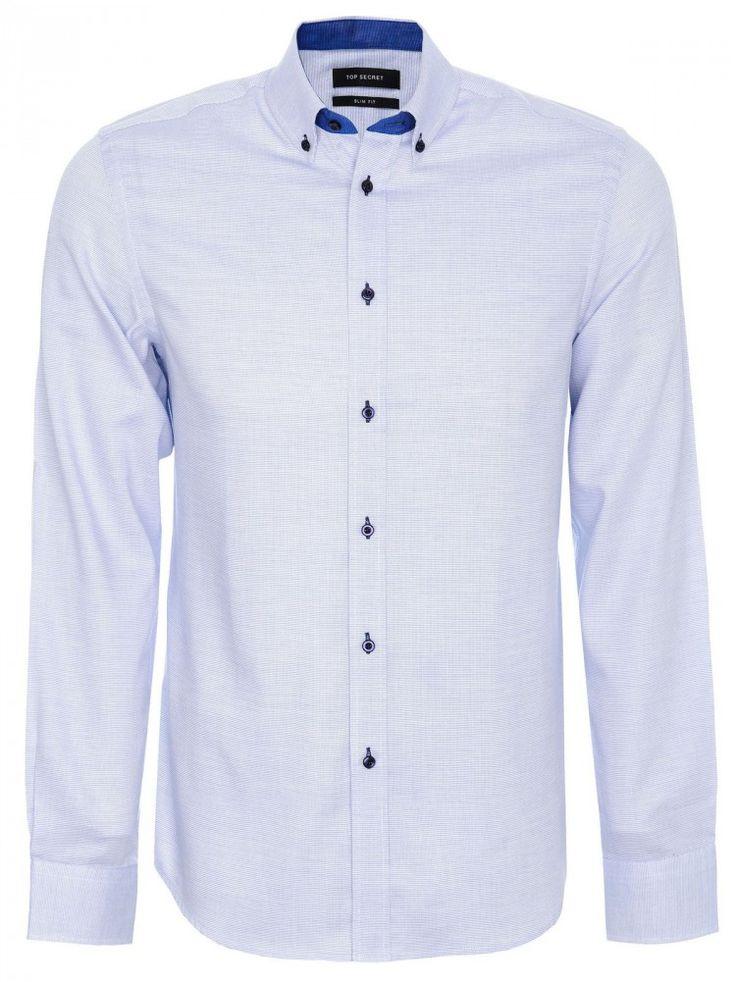 slim fit πουκαμισο