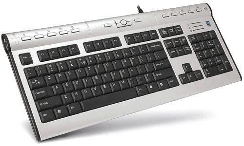klawiatura prosta komputerowa
