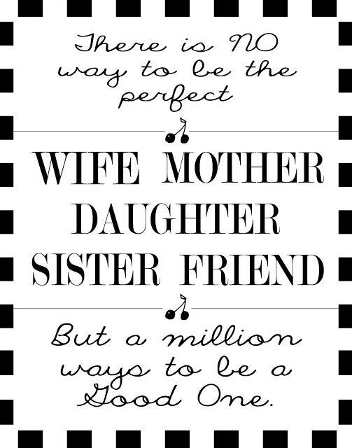 Free printable Good Mom - Liz on Call