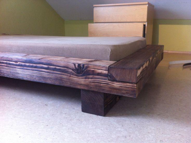 Die besten 25+ Bett massivholz Ideen auf Pinterest - schubladenbett massivholz ideen