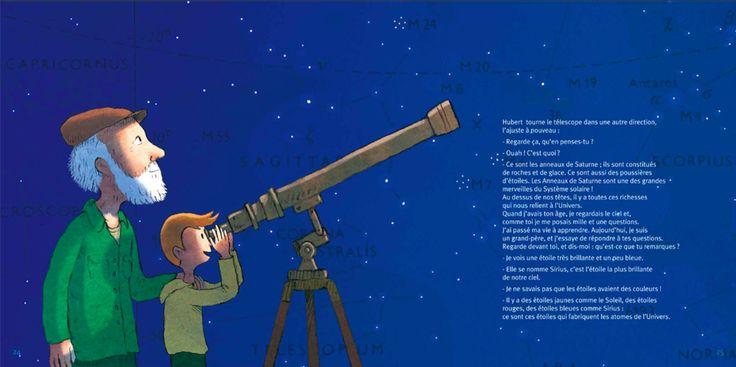 Les étoiles d'Hubert Reeves http://lesptitsmotsdits.com/les-etoiles-hubert-reeves/