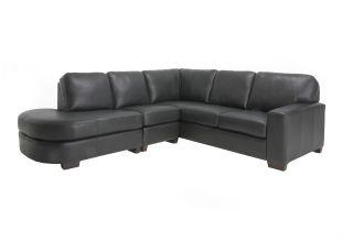 Best Decorrest Leather Furniture Images On Pinterest Leather - Decor rest sectional