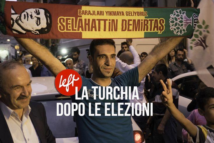 La Turchia dopo le elezioni (photogallery)