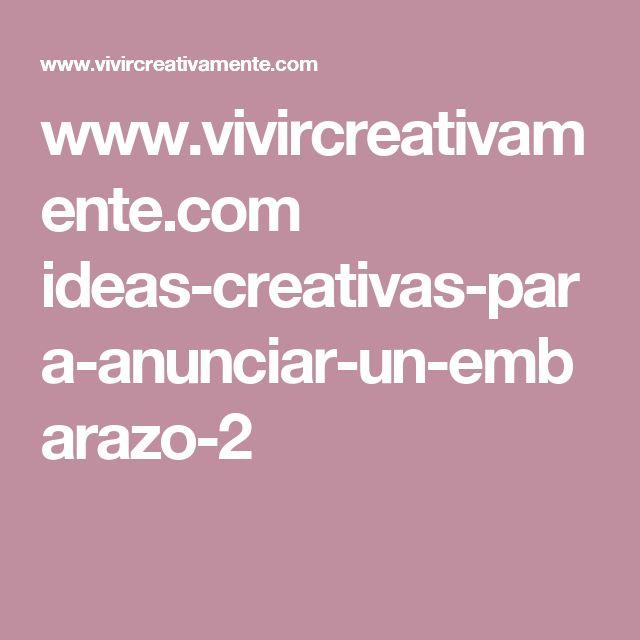 www.vivircreativamente.com ideas-creativas-para-anunciar-un-embarazo-2