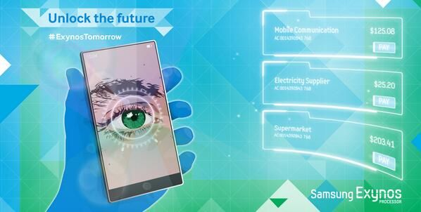 Samsung Galaxy Note 4 likely to host retina scanner - http://www.doi-toshin.com/samsung-galaxy-note-4-likely-host-retina-scanner/