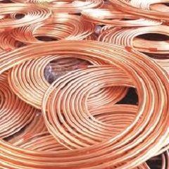 Coppertone - Copper is one of the more expensive building materials out there. As a metal, copper conducts heat better and more evenly than most other metal alloys. It's such a precious commodity in construction that there have been thefts of #copper_wiring during construction.