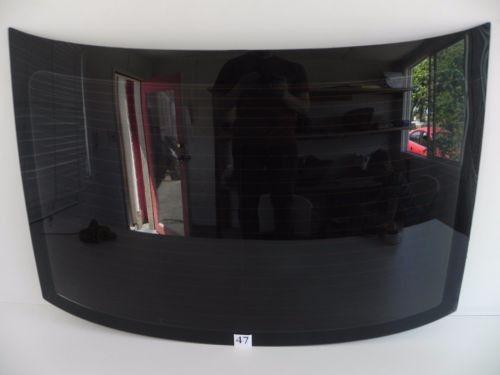 2009 LEXUS IS250 IS350 REAR BACK WINDOW WINDSHIELD GLASS 64801-53012 OEM 108 #47