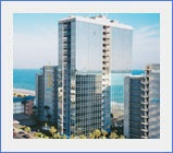 Sea Glass Tower Condos in Myrtle Beach , SC/ Blue Green owned; great place.