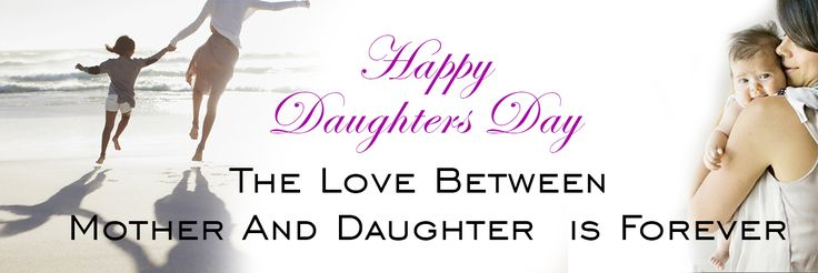 Happy Daughters day....
