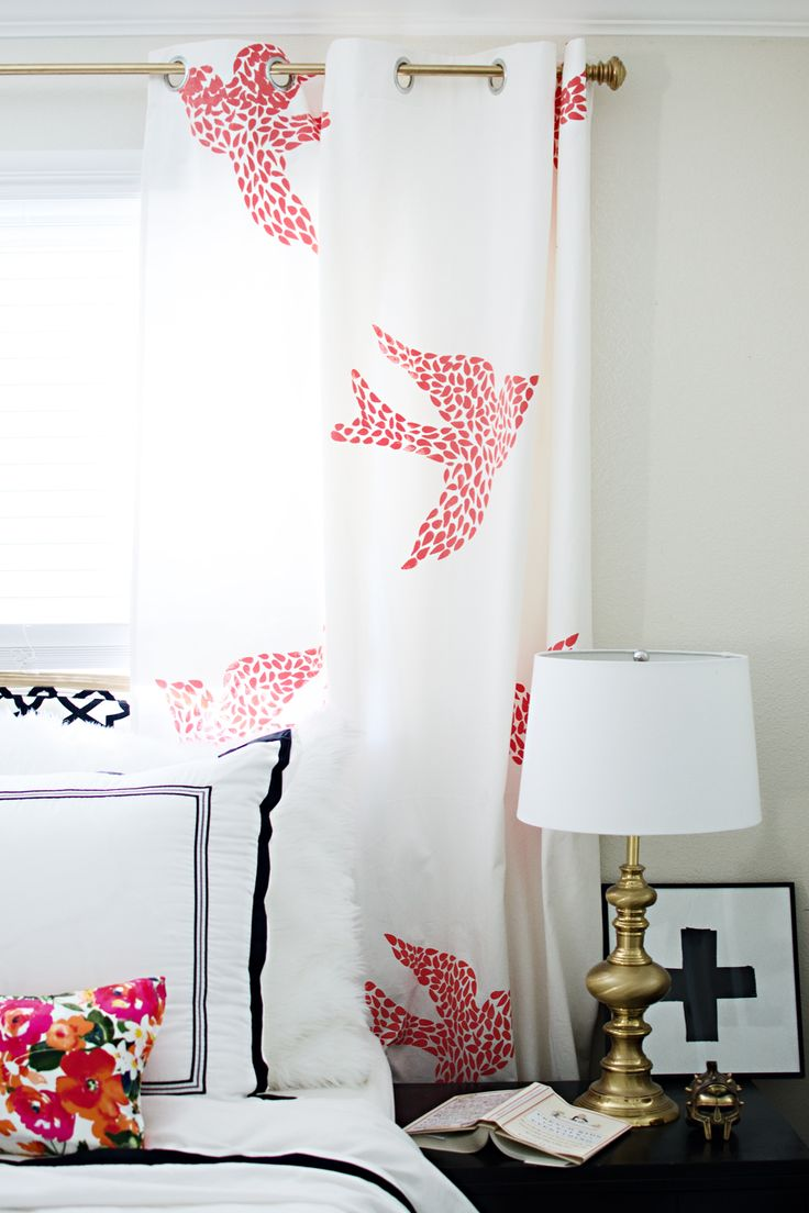189 best fabric stencils other fun paint ideas images on fly away with me wall stencil amipublicfo Images