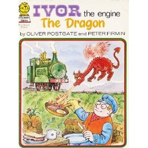 Ivor the Engine - the Dragon (Picture Lions)