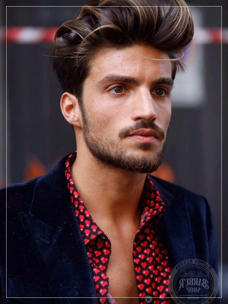 Best Beard Styles For Men Images On Pinterest Barber Shop - Hairstyle mens online