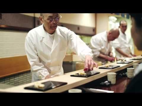 Jiro Dreams of Sushi -Documentary
