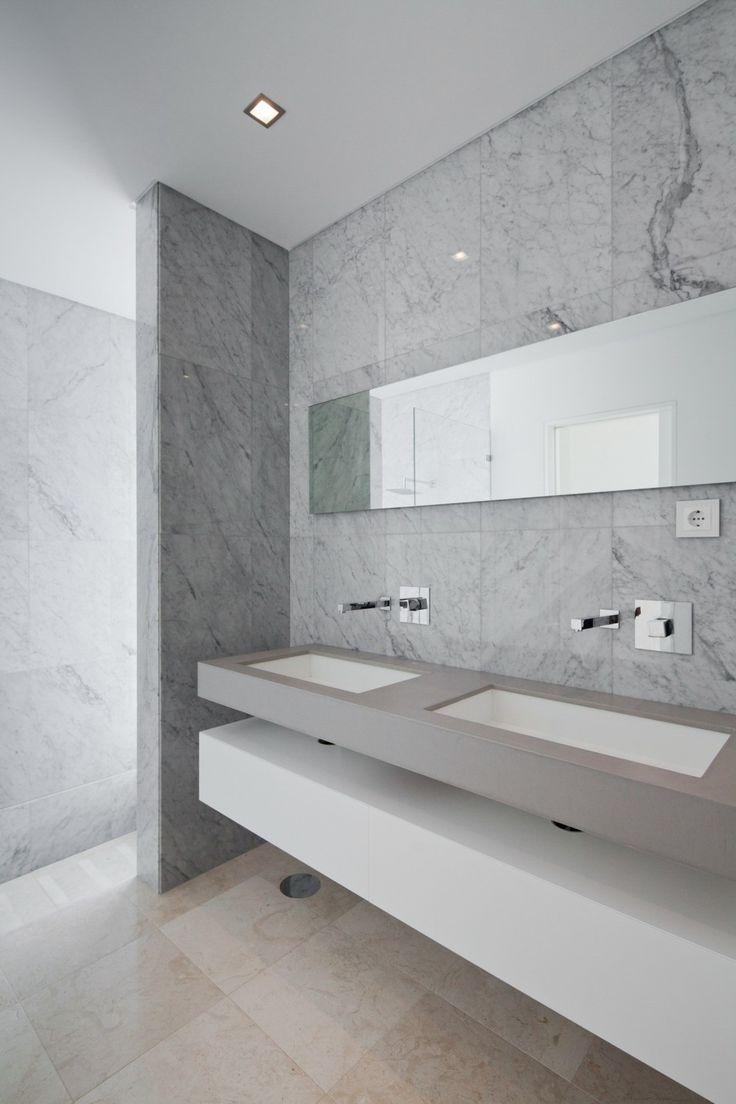 1000 ideas about modern marble bathroom on pinterest marble bathrooms bathroom and granite - Gorgeous modern vanity cabinets for minimalist bathroom interiors ...