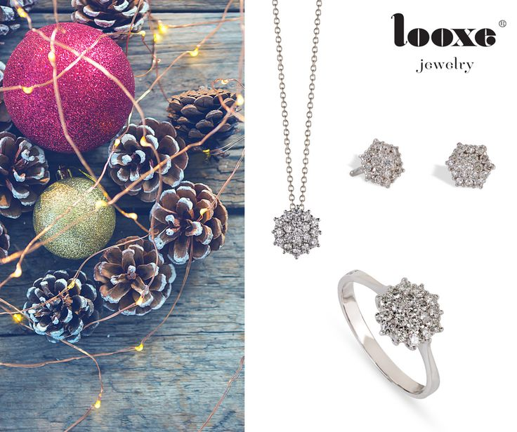 The perfect present is usually one she'd never expect. // O presente perfeito é geralmente um ela nunca esperaria.  JOANL5202B/JOTRL5202B/JOCOL5202B  http://bit.ly/2gJAzQh   #looxe #looxejewelry #jewelry #prendas #prendasdenatal #prendasparaela #coleçãodenatal #ouro #anel #colar #brincos #christmascampaign #gifts #christmasgifts #giftsforher #christmascollection #gold #ring #necklace #earrings
