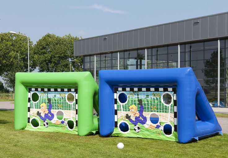 Soccer Goals - inflatable | JB-Inflatables