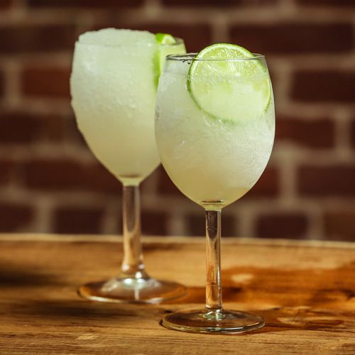 Liquor.com's Hemingway Daiquiri: Ready to drink like Papa himself this weekend? This delicious blended Daiquiri is the best place to start.