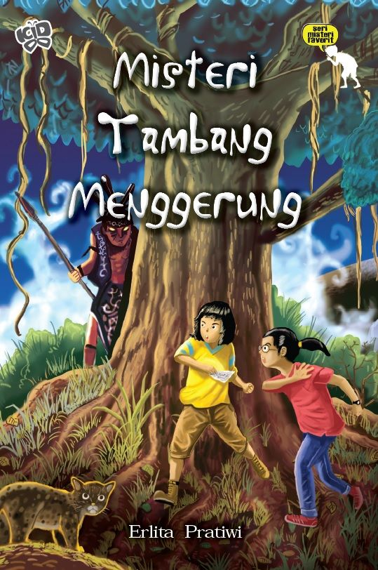 Misteri Tambang Menggerung by Erlita Pratiwi. Published on 31st of August 2015.