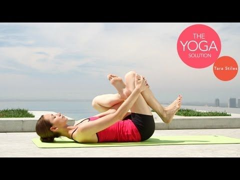 Pulled Hamstring Recovery | The Yoga Solution with Tara Stiles - yoga video