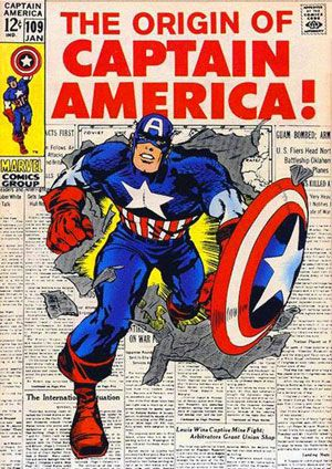 Is Captain America Hurting Our Children