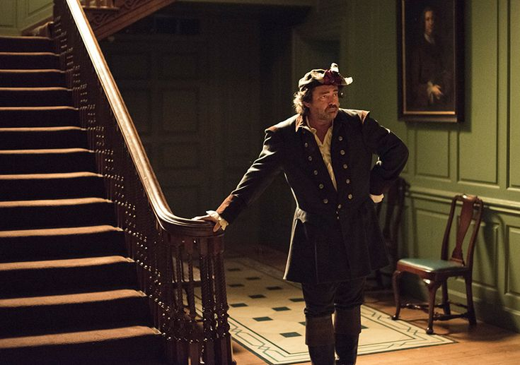 TURN: Robert Roges (Angus Macfadyen) in Ep 2.03   Photo by Antony Platt/AMC