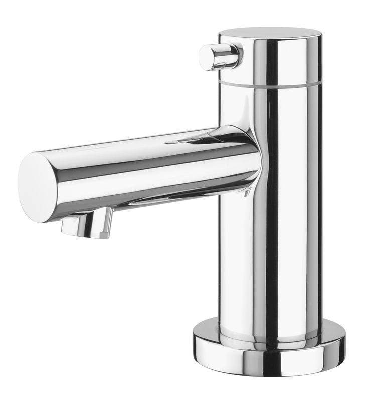 Boston onehandle washbasin mixer. Easy to install with the unique topfixing system