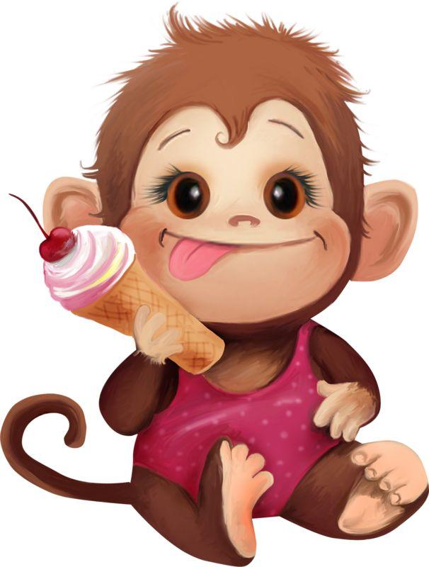 День, смешные мультяшные обезьянки картинки